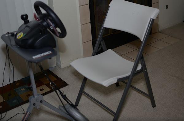 Diy Folding Steering Wheel Stand Diy Do It Your Self