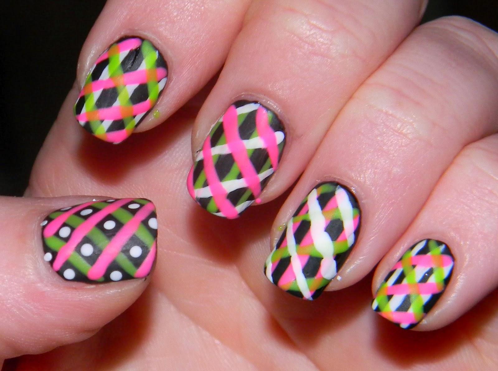 Nail Art Design Games Choice Image - nail art design simple step by step