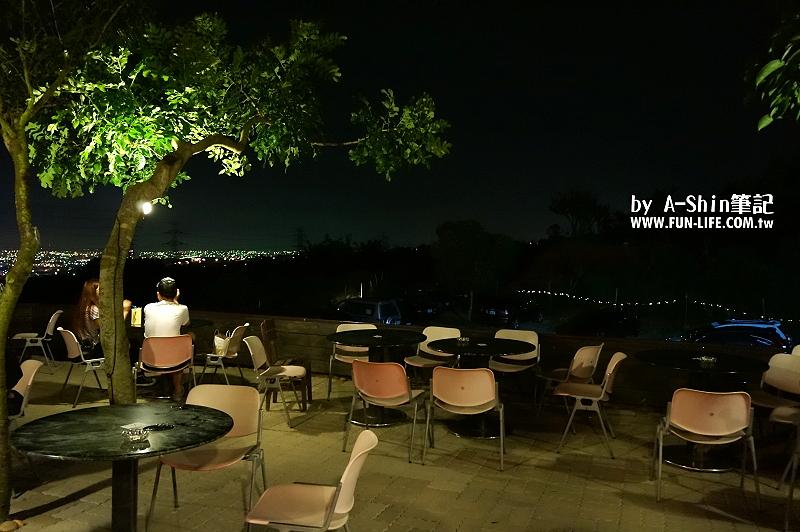 鳥居夜景咖啡9