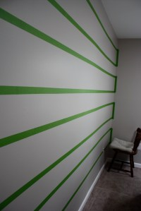 A Simple Kind of Life: How To Paint Stripes On A Wall