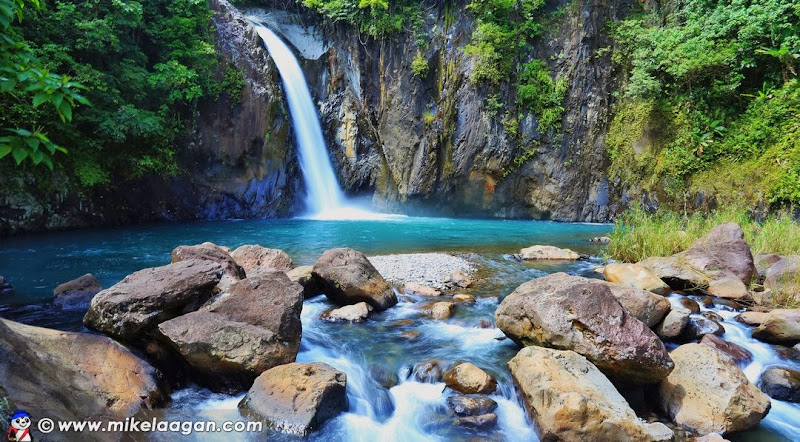 Fall Waterfall Wallpaper Hf The Traveling Panda Chasing Waterfalls Tinago Falls Of