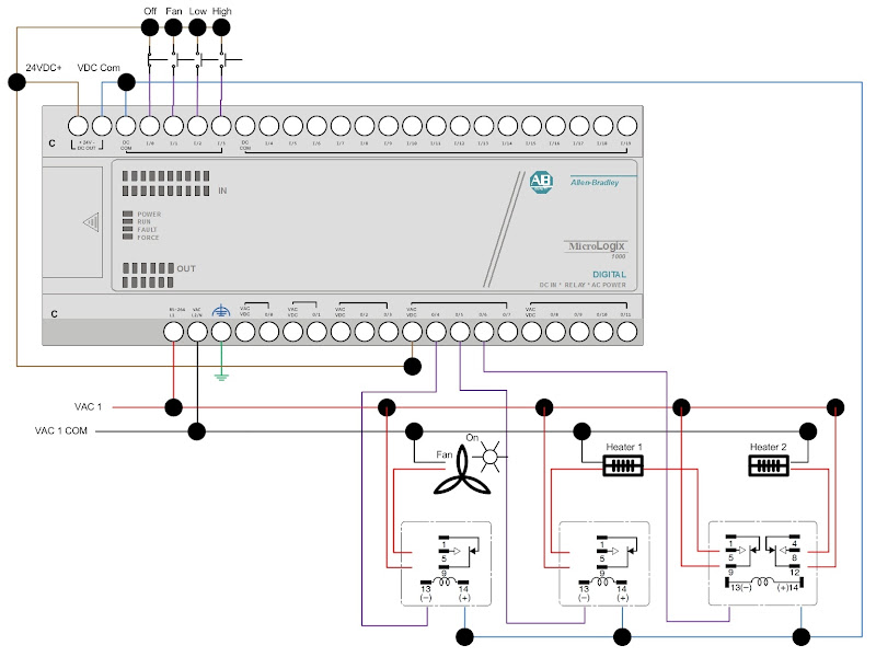 Micrologix 1000 Wiring Diagram Wiring Diagram