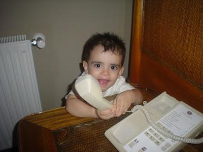 Criança sapeca