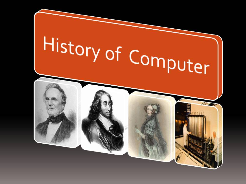 An essay on history of computer Essay Writing Service