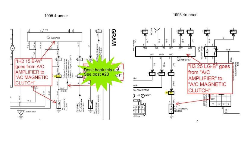 Toyota 4runner Engine Wiring Harness - Wiring Solutions
