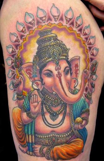 God Tattoos
