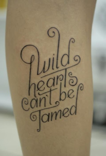quotes tattoos
