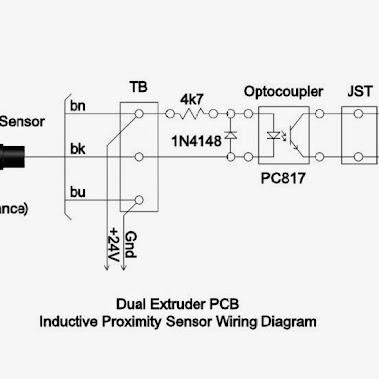 2wire proximity switch wiring diagram wiring a npn sinking switch