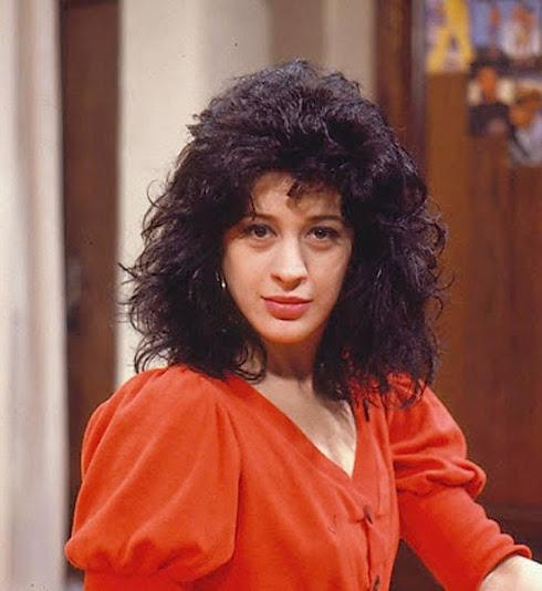 Cabelo Cláudia Raia anos 80