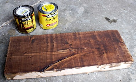 Rustic Yet Refined Wood Finish | Ana White Woodworking Projects