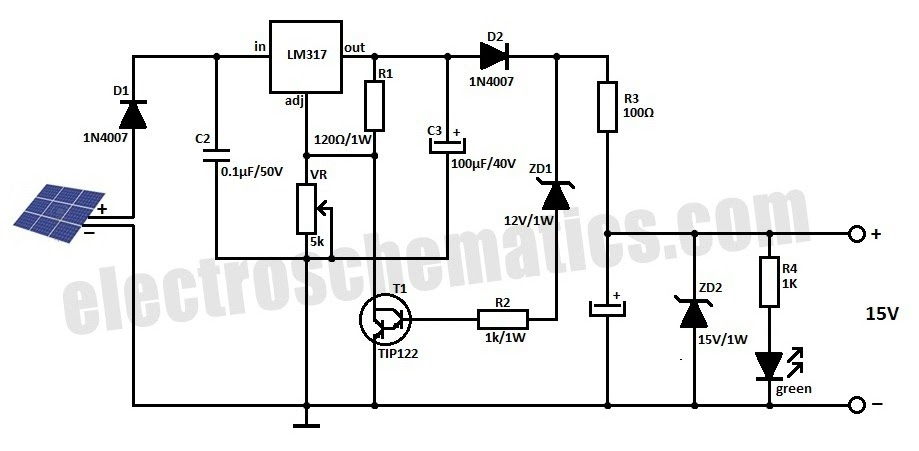 solar inverter circuit diagram pdf