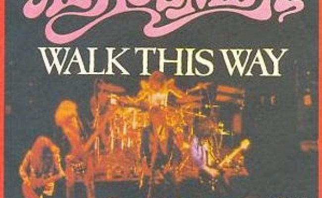 Explore Rock N Roll Song Meaning Walk This Way By