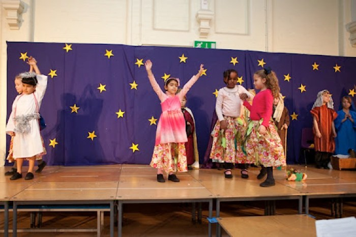 Year Two Christmas Performance 10