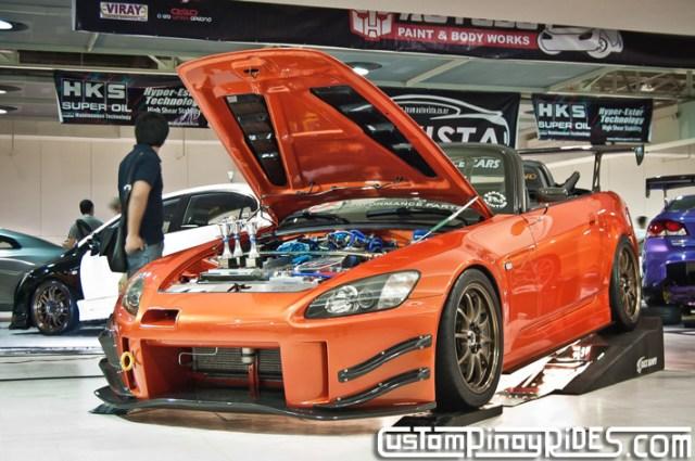 FM Garage Honda S2000 Custom Pinoy Rides