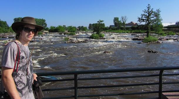 Sam at Sioux Falls