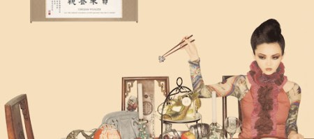 [攝影師]王九思-二十四孝詮釋的時尚作品