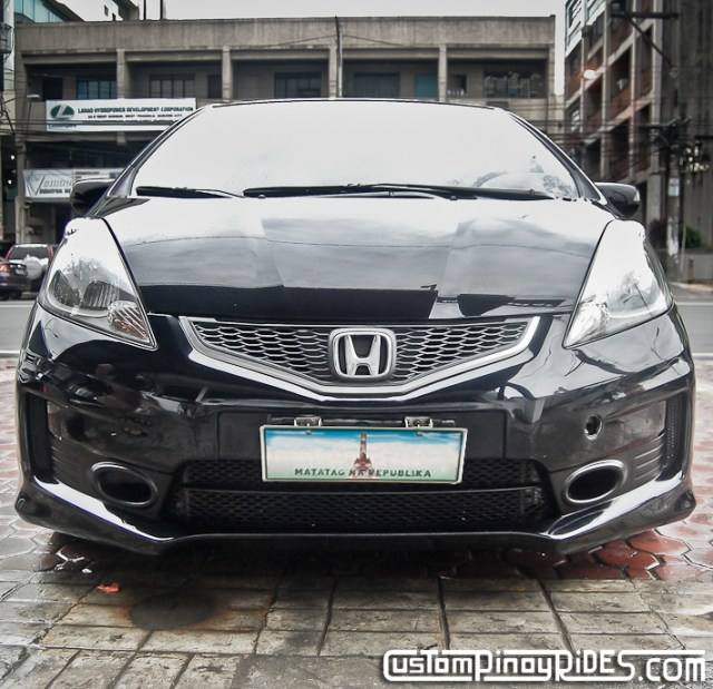 Facelifted Honda Jazz Body Kit by Atoy Customs Custom Pinoy Rides pic10
