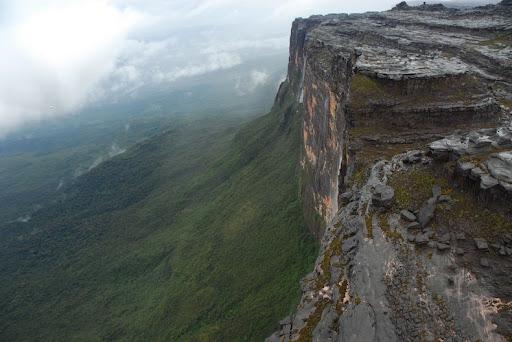 Angel Falls Wallpaper Tabletop Mountains Or Tepuis Of Venezuela Amusing Planet