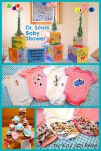 Baby Shower Food Ideas: Dr Seuss Baby Shower Food Ideas