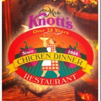 Eat Out Southern California Review: Mrs. Knott's Chicken Dinner Restaurant