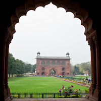 the Red Fort in Delhi, one of the city main travel attractions