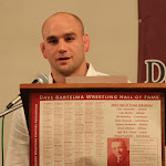 2012 Bartelma Hall of Fame inductee Luke Becker.