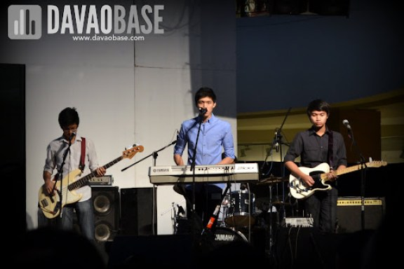 Never The Strangers provided the music for Style Origin High Street Fashion Show at Abreeza