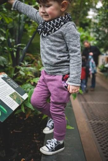 Mini Hudson Pants 40