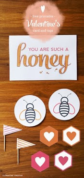 Clementine Creative - Honey Valentine