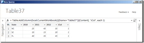 Add join column to first table