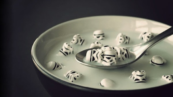 LEGO Star Wars Stormtroopers Soup
