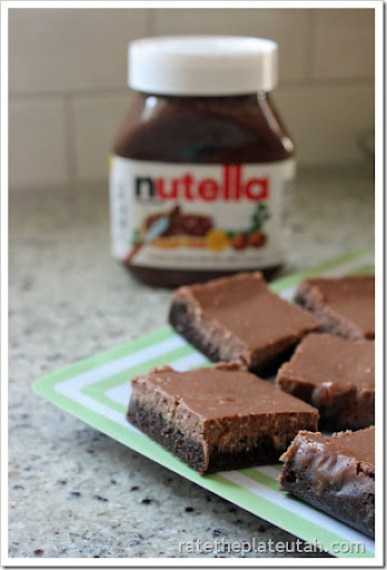 Nutella Cheesecake Brownies (2)