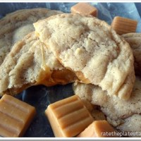 Eat In Recipe: Caramel Apple Cider Cookies