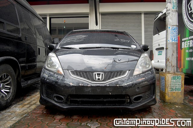 Facelifted Honda Jazz Body Kit by Atoy Customs Custom Pinoy Rides pic3