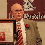 2012 Bartelma Hall of Fame inductee Howard Schultz.