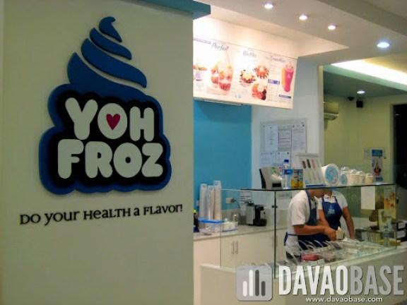 Yoh Froz at F. Torres Street