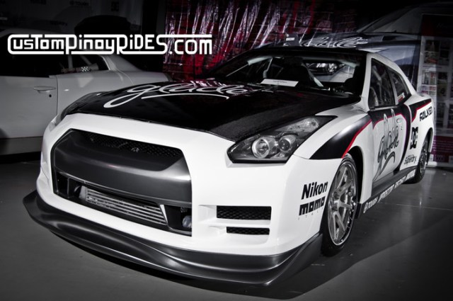 Atoy Customs Nissan A31 Cefiro to R35 GT-R Conversion Manila Auto Salon Custom Pinoy Rides