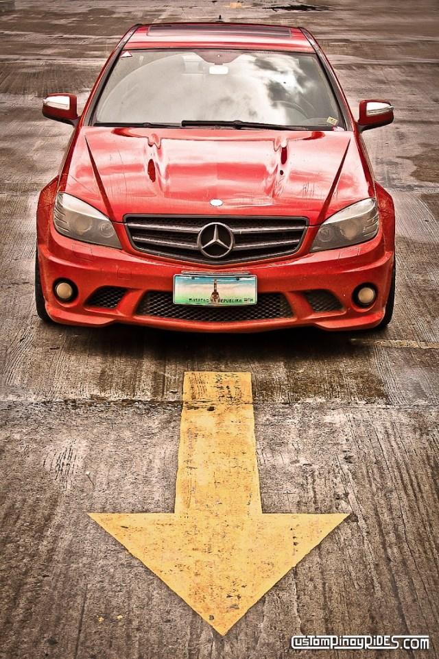 Mercedes C63 AMG FunRun Forum Custom Pinoy Rides