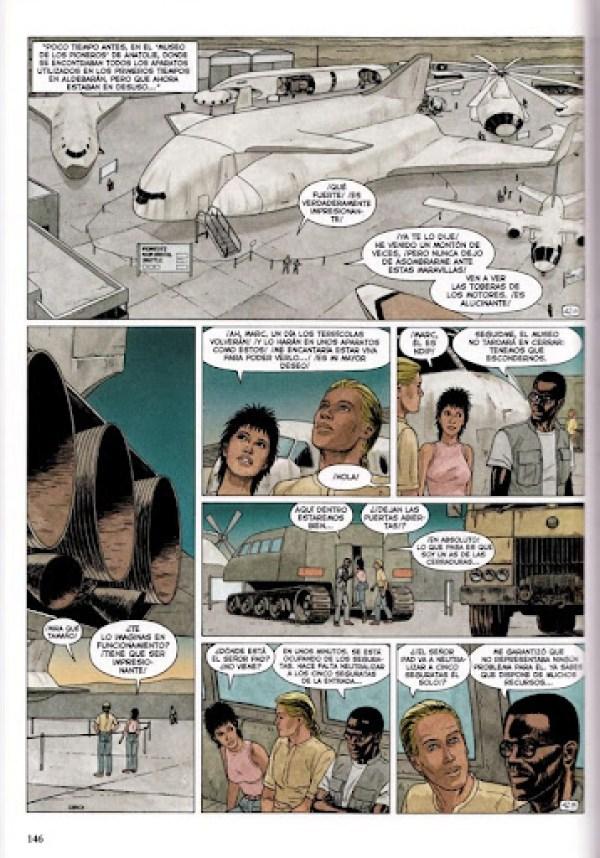 Leo - Los Mundos de Aldebarán Integral  - FR #1 - página 146