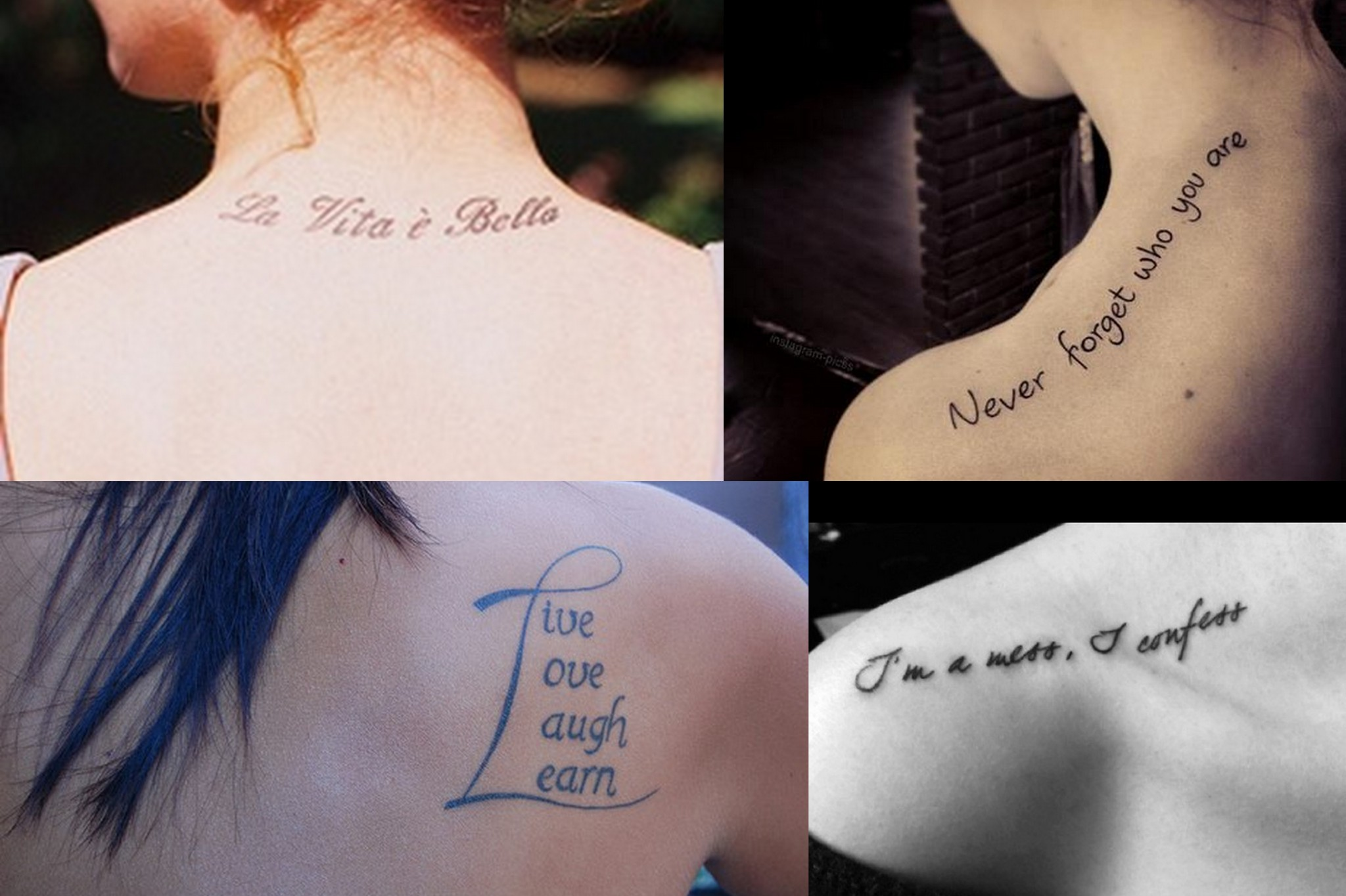Tattoo Arte Frases Frases En Tattoo Quotes Links