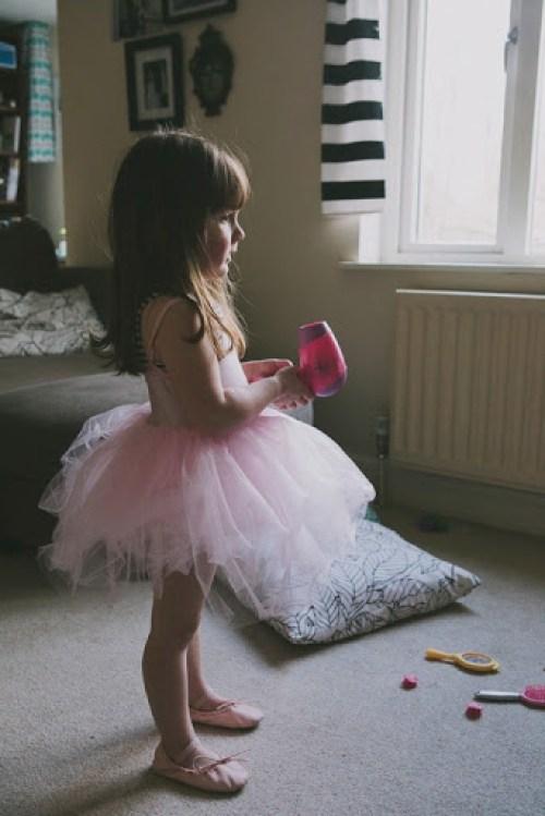 Hannah ballerina 1