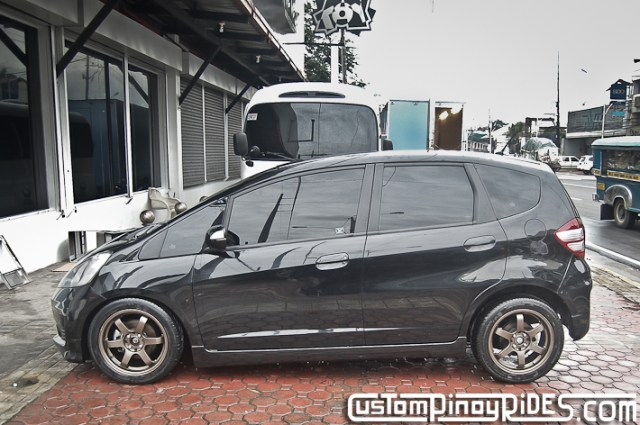 Facelifted Honda Jazz Body Kit by Atoy Customs Custom Pinoy Rides pic12