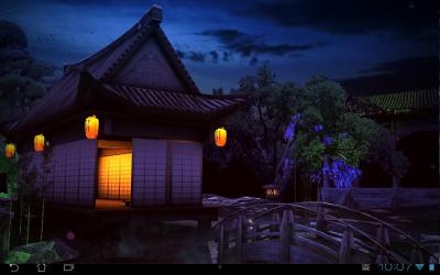 Real Zen Garden 3D: Night LWP - Android Apps on Google Play