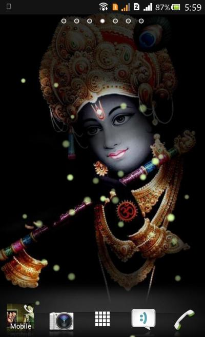 Krishna Live Wallpaper - Android Apps on Google Play
