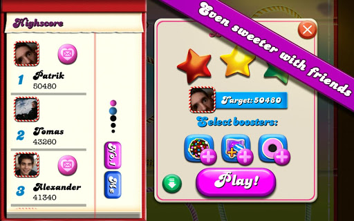 Candy Crush Saga v1.0.10 APK