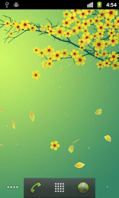 Sakura Live Wallpaper - Android Apps on Google Play