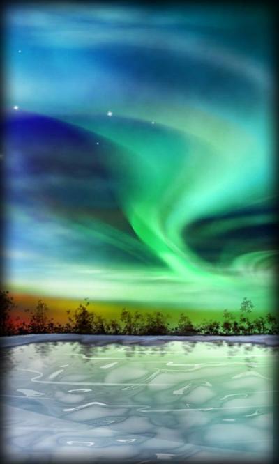 Download Aurora Live Wallpaper for PC