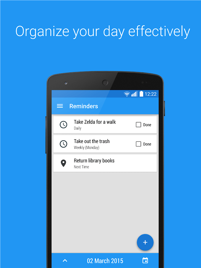 Custom Calendar For Android How To Find Custom Roms For Your Android Phone Reminders Task Reminder App Android Apps On Google Play