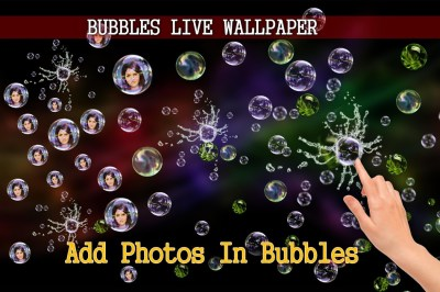 Photo Bubbles Live Wallpaper - Android Apps on Google Play