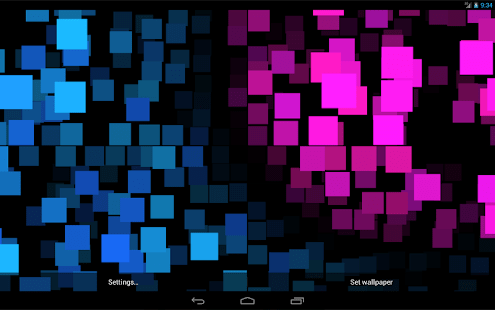 3d Parallax Weather Live Wallpaper 3d Tiles Parallax Pro Lwp Android Apps On Google Play